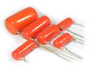 Capacitor Poliéster Orange Drop 0.022uF 22nF 22kpF 600V Tolerância 10%