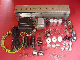 Kit de amplificador valvulado de 15W clone do Champ 5E3 Marshall
