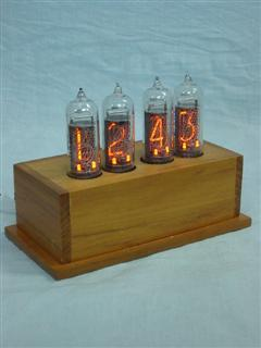 Relógio Nixie tube Clock IN14