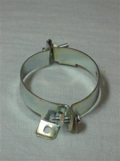 "Clipe de capacitor 1 1/2"" (clamp 38mm)"