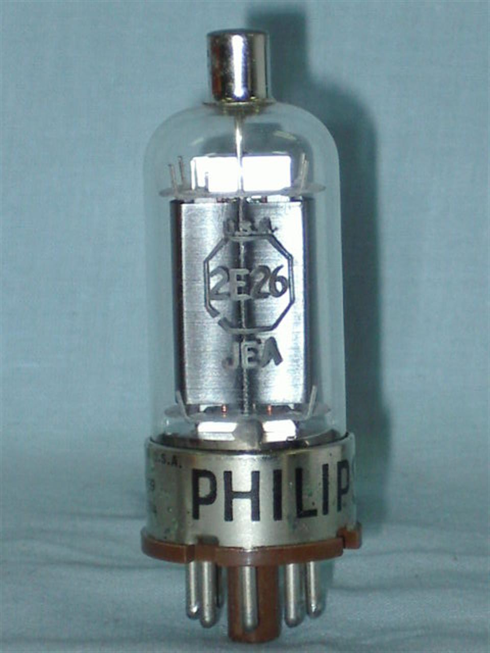 Válvula 2E26 Philips